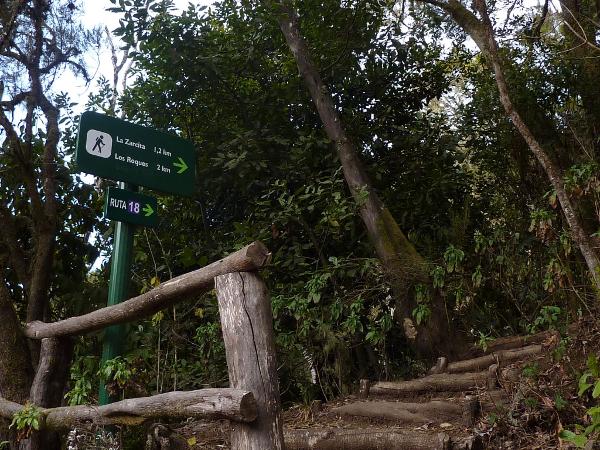 Teneriffa und La Gomera europa  Gomeras Wanderwege1