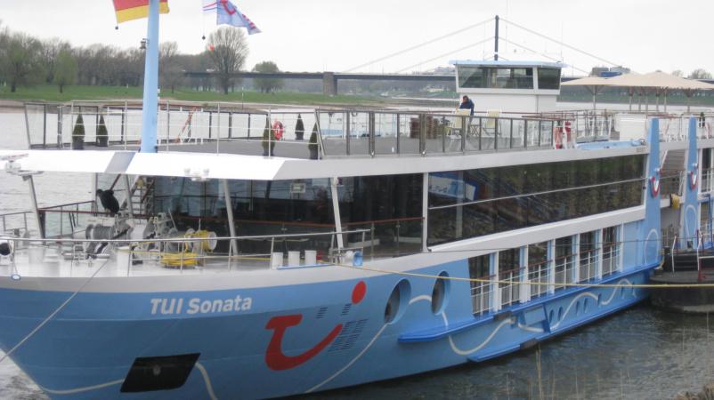 Flusskreuzfahrt mit der TUI Sonata staedtereisen kreuzfahrt europa  IMG 2001