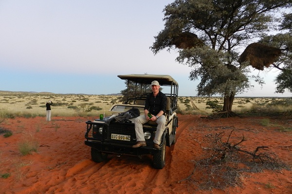 Rainbow Nation Südafrika suedafrika staedtereisen sonne safari afrika  Kalahari Jeep
