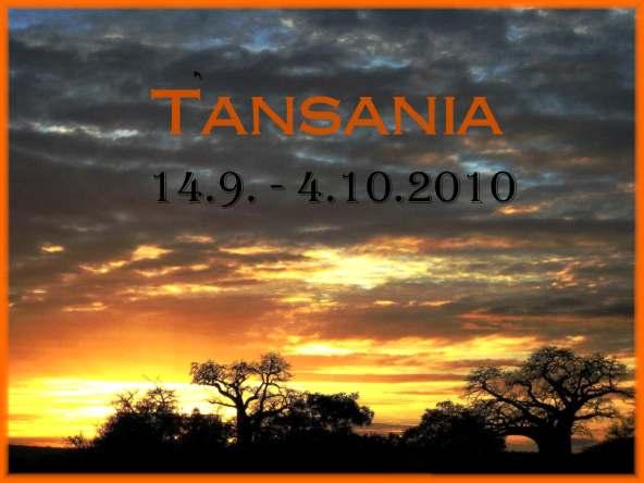 Karibu.Tansania und Sansibar. tansania sonne safari afrika  Karibu1