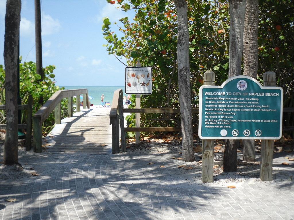 Florida Mietwagenrundreise staedtereisen sonne karibik mittelamerika  Naples Beach