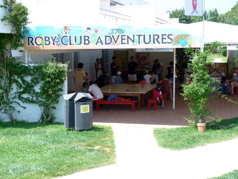 ROBINSON CLUB APULIA strand sonne italien familie europa cluburlaub  P10104231