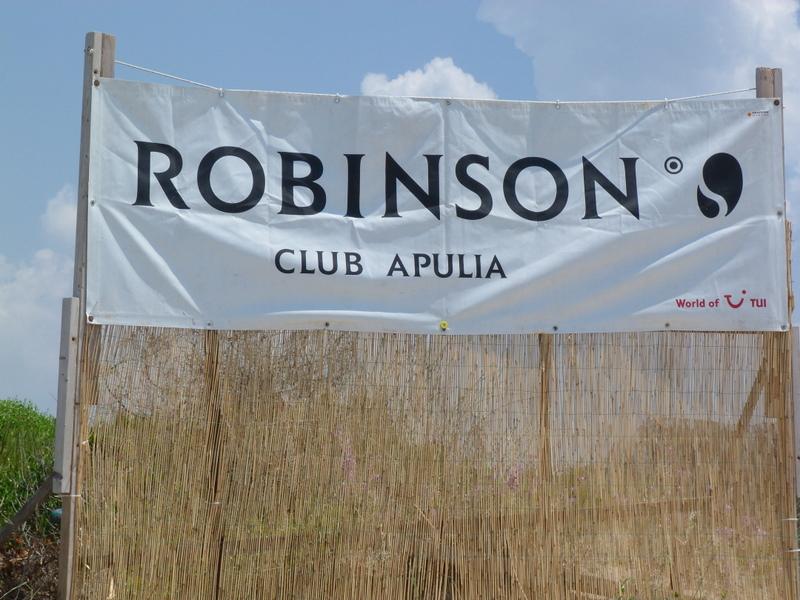 ROBINSON CLUB APULIA strand sonne italien familie europa cluburlaub  P1010538