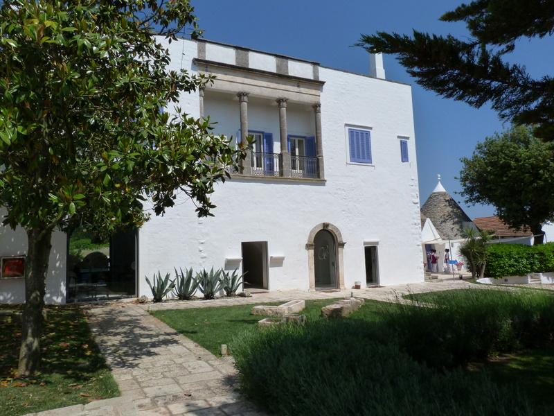 Apulien. Villa Cenci   im Land der Trulli. staedtereisen sonne italien europa  P1010680
