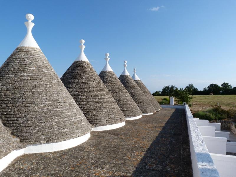 Apulien. Villa Cenci   im Land der Trulli. staedtereisen sonne italien europa  P1010742