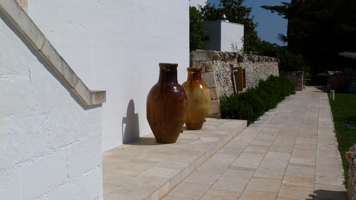 Apulien. Villa Cenci   im Land der Trulli. staedtereisen sonne italien europa  P1010756