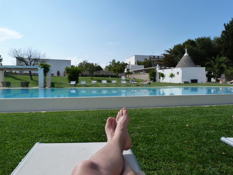 Apulien. Villa Cenci   im Land der Trulli. staedtereisen sonne italien europa  P1010809