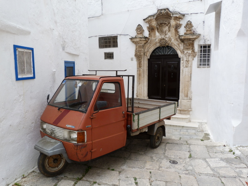 Apulien. Villa Cenci   im Land der Trulli. staedtereisen sonne italien europa  P1010873