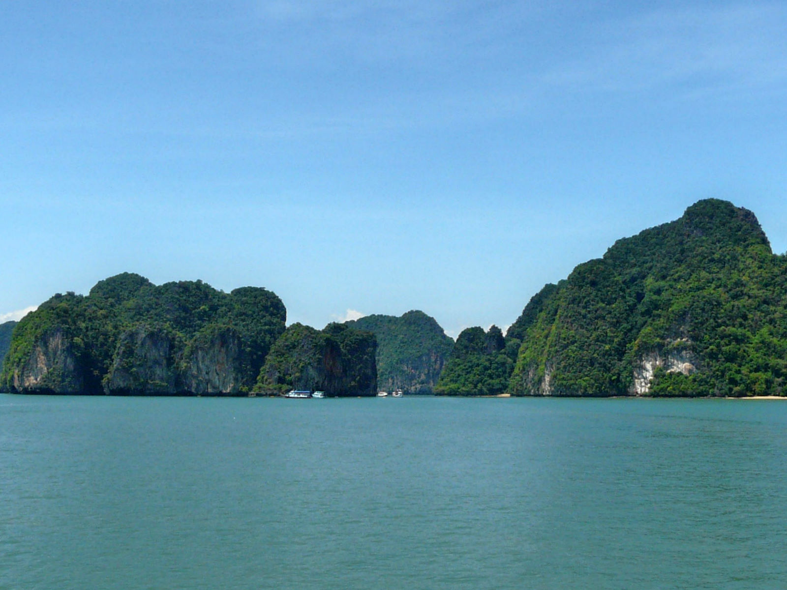Südthailand. Khao Lak thailand strand sonne asien  P1050203