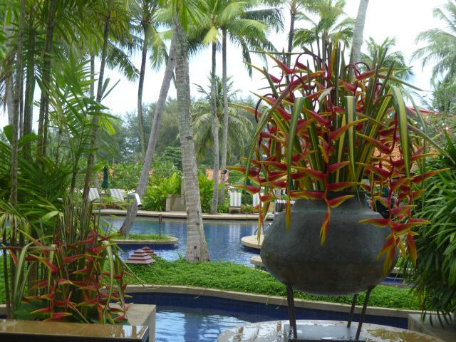 Wo Phuket am schönsten ist   Banyan Tree Phuket thailand strand sonne familie asien  P1050757