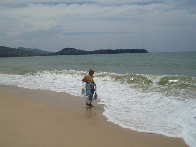 Wo Phuket am schönsten ist   Banyan Tree Phuket thailand strand sonne familie asien  P10507723