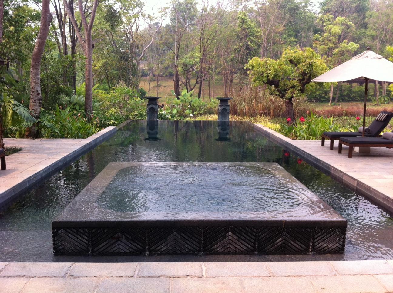 Bangkok und Chiang Mai thailand asien  Poolvilla CNX
