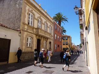 Teneriffa und La Gomera europa  San Lorenzo Altstadt