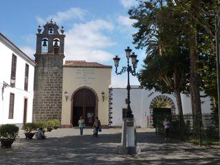 Teneriffa und La Gomera europa  San Lorenzo Kirche des Heiligen Franziskus