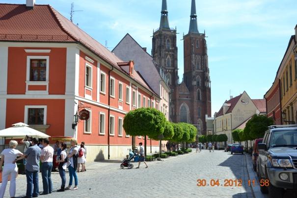 Breslau. Ein Städtetrip zur Blume Europas europa  WarschauBlog15