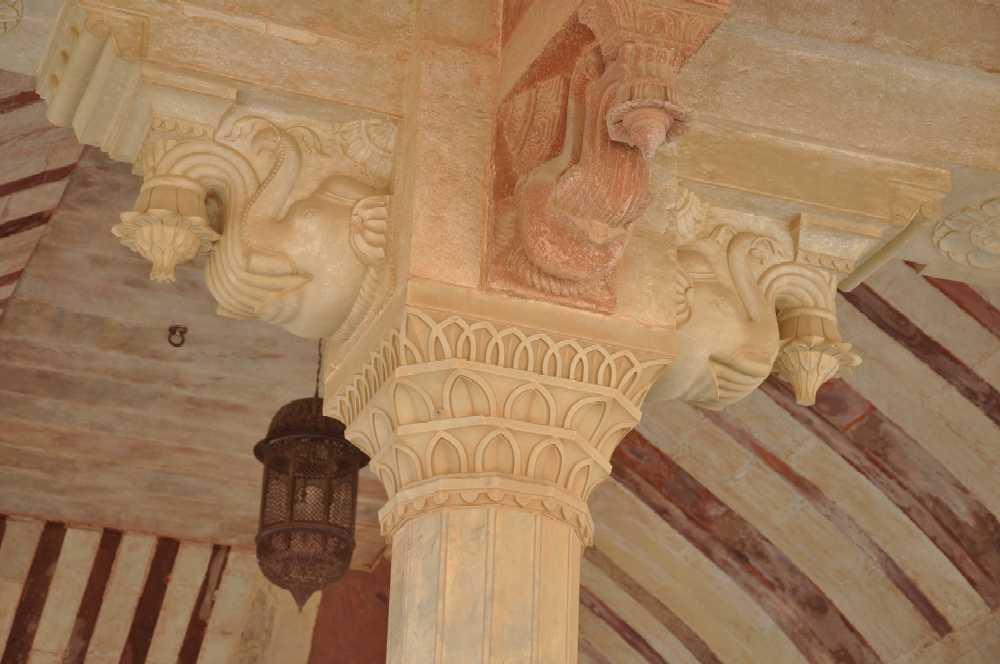 Indien und die Paläste der Maharajas staedtereisen sonne indien asien  amberfort1