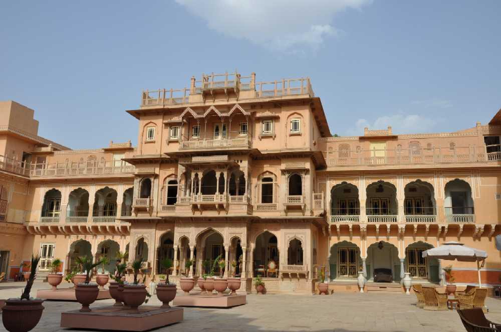 Indien und die Paläste der Maharajas staedtereisen sonne indien asien  dsc 45162