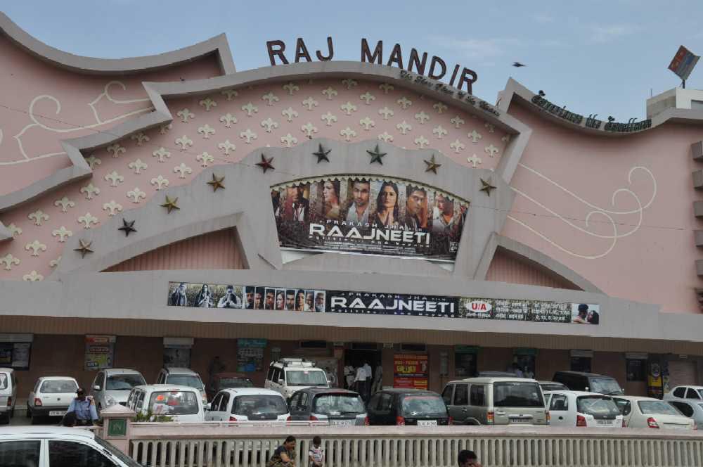 Indien und die Paläste der Maharajas staedtereisen sonne indien asien  kino