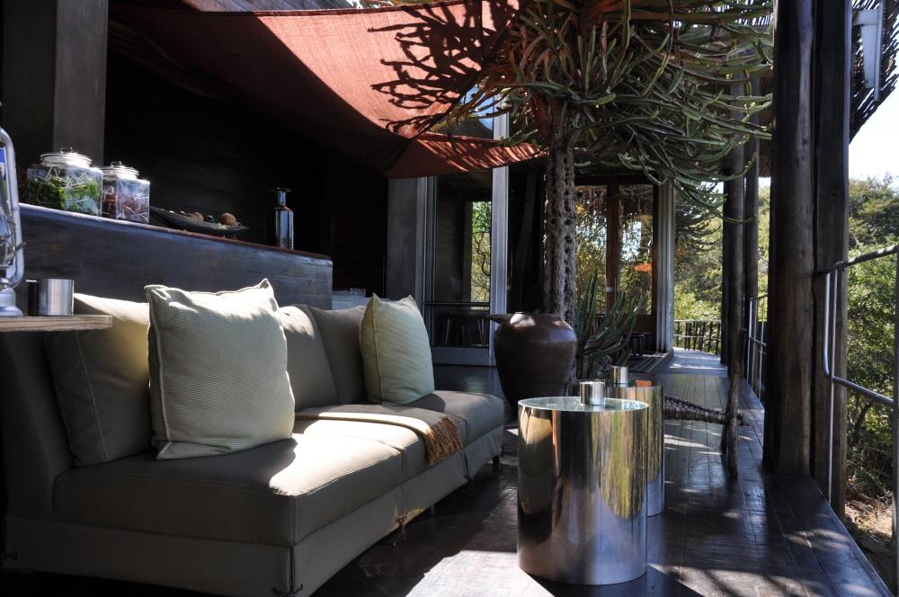 Singita Lebombo & Sweni Lodges suedafrika sonne safari afrika  lobby4