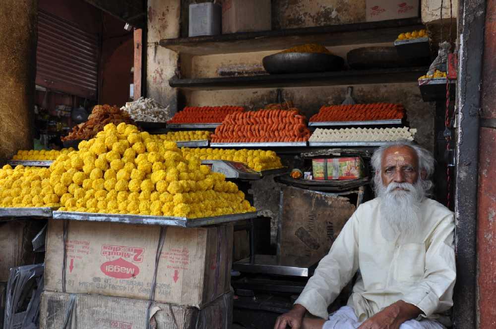 Indien und die Paläste der Maharajas staedtereisen sonne indien asien  markt4menschen