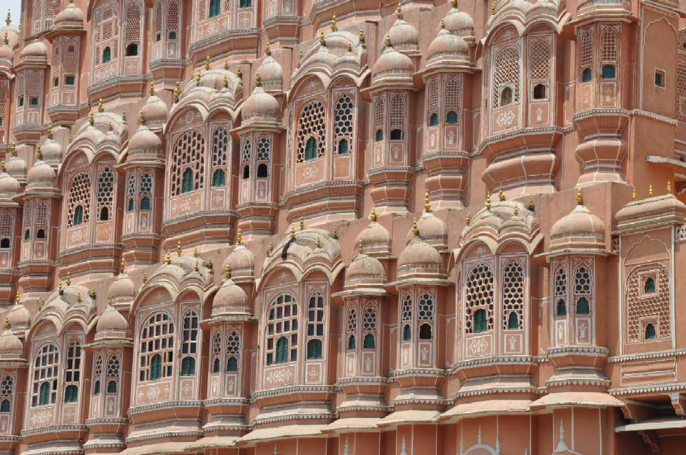 Indien und die Paläste der Maharajas staedtereisen sonne indien asien  palastderwinde