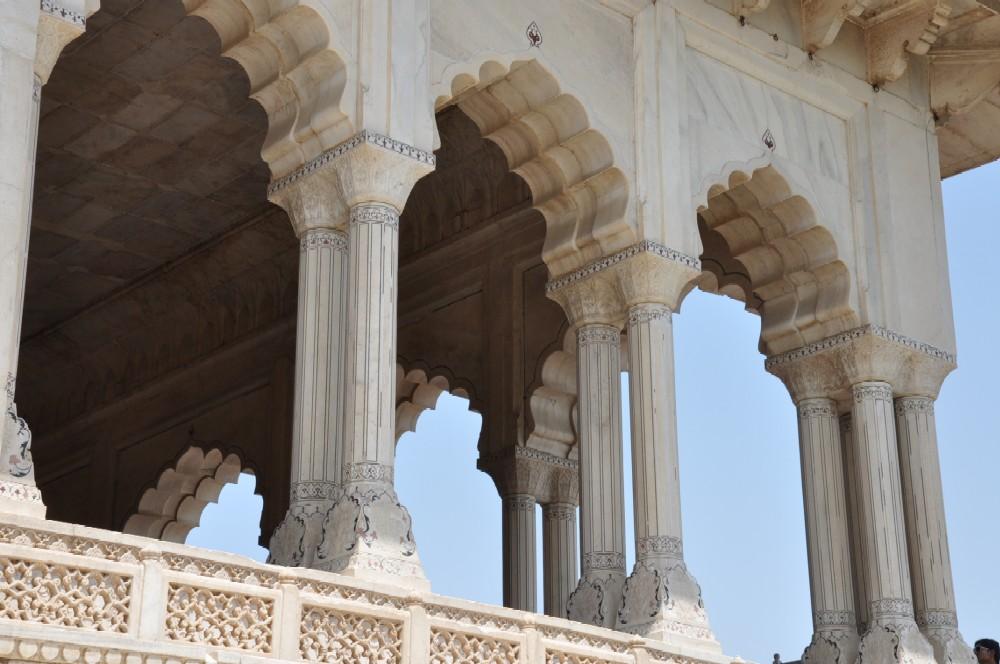 Indien und die Paläste der Maharajas staedtereisen sonne indien asien  rotesfort3