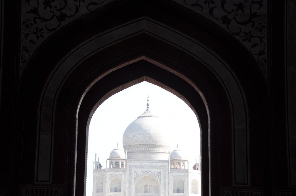 Indien und die Paläste der Maharajas staedtereisen sonne indien asien  tajmahal2