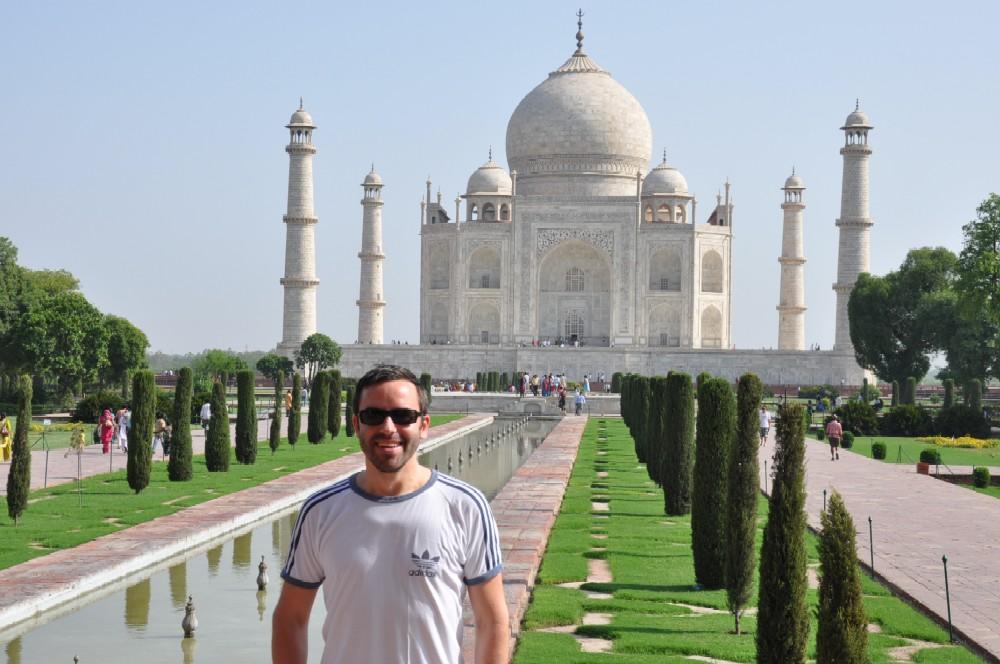 Indien und die Paläste der Maharajas staedtereisen sonne indien asien  tajmahal4